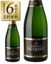 【あす楽】【よりどり6本以上送料無料】 ジャカール ブリュット モザイク 白 750ml 並行 シャルドネ フランス シャンパン シャンパーニュ