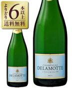 ドゥラモット ブリュット シャンパン シャンパーニュ フランス