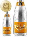 【送料無料】 【アウトレット商品:ラベル、キャップ、ビン傷あり】ヴーヴ クリコ(ヴーヴ・クリコ)(ヴーヴクリコ)(ブーブクリコ) リッチ 750ml 並行 シャンパン シャンパーニュ フランス