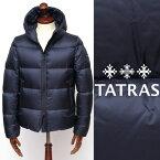 タトラス TATRAS CONGO ナイロン ダウンジャケット ネイビー mtk20a4199-na 100 【返品不可】