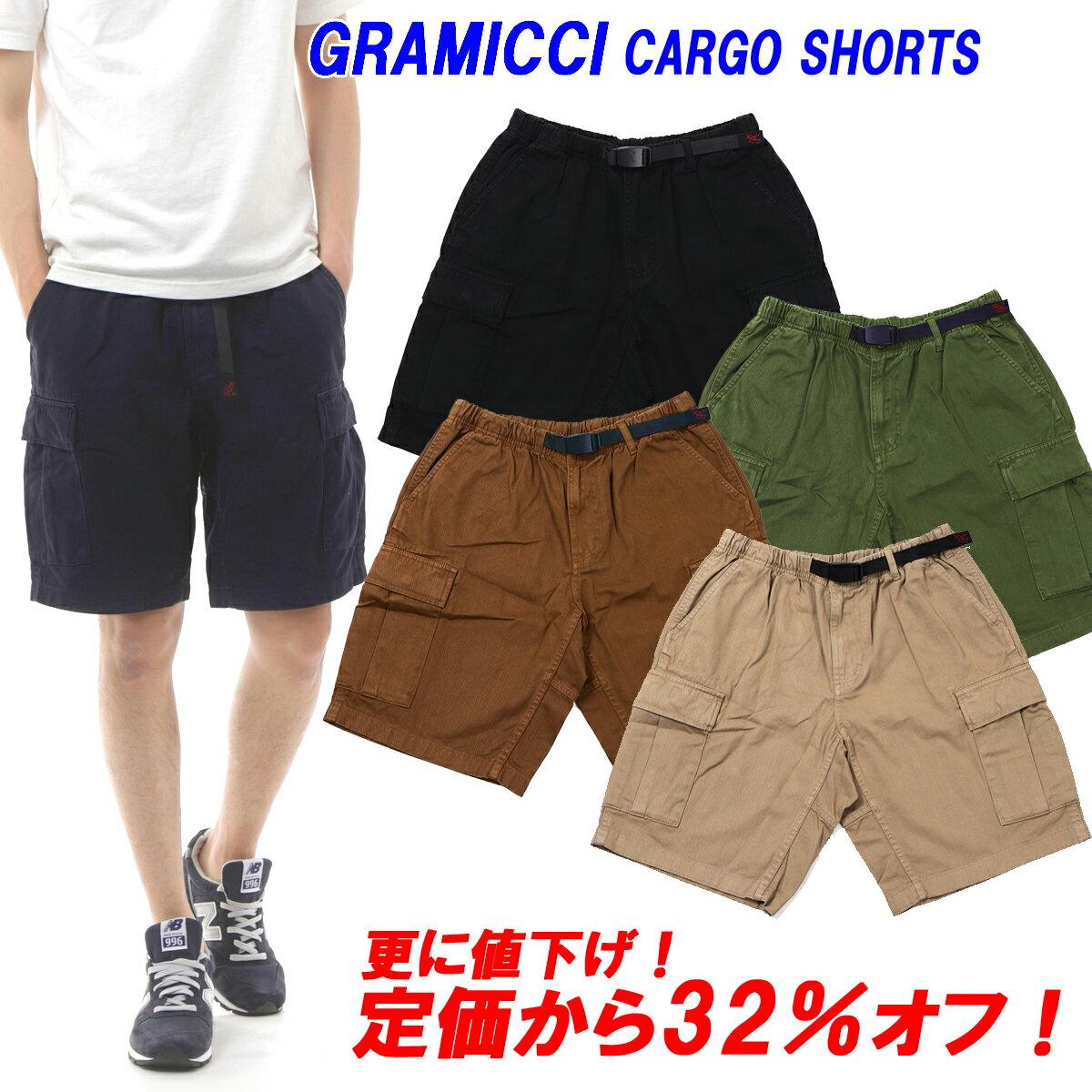 メンズファッション, ズボン・パンツ 32GRAMICCICARGO SHORTS GUP-20S001