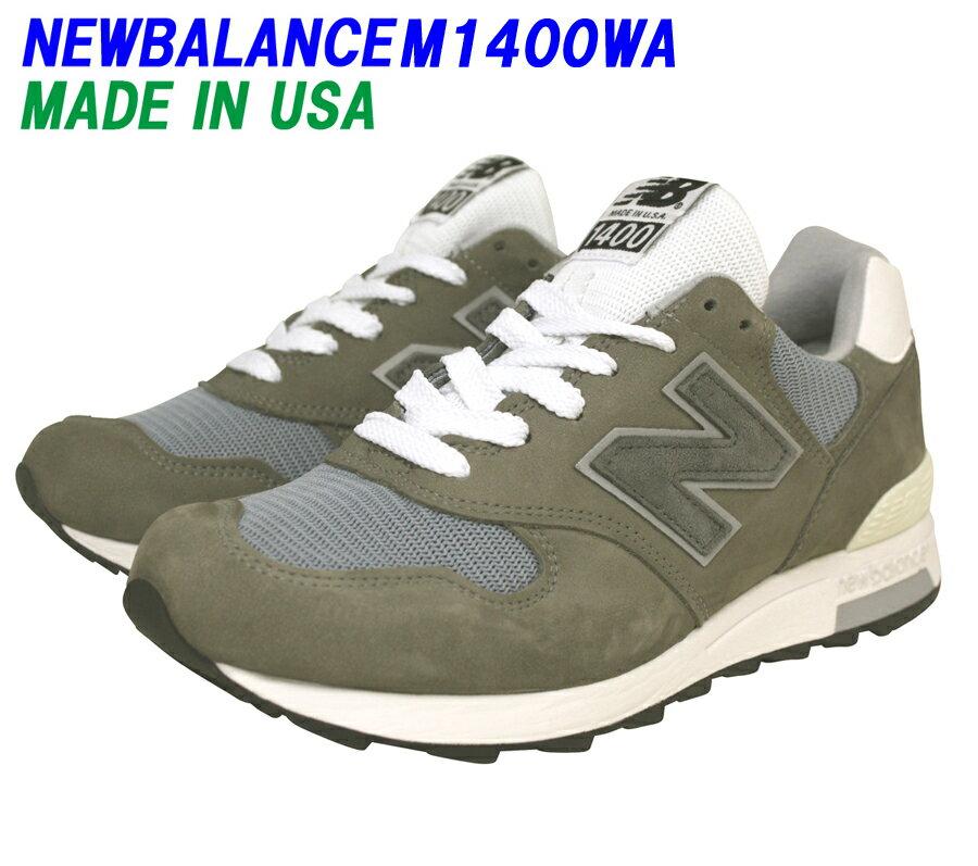 メンズ靴, スニーカー NEW BALANCEnew balanceM1400WA MADE IN USAD