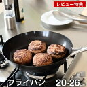 ビタクラフト フライパン スーパー鉄 フライパン (20cm 26cm) 鉄 フライパン super iron 錆びにくい IH対応 【レビュー特典付】 Vita Craft 日本製