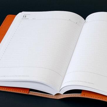 スケジュール帳 2019 デイリープランナーエディット B6変型 リフィル MARK'S マークス 1月始まり 2019 レフィル EDIT EDiT エディット 手帳 ダイアリー diary 日記帳 日誌 1日1ページ 19WDR-ETA-RFL
