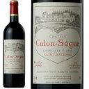 1999 シャトー カロン セギュール 赤ワイン 辛口 フルボディ メドック格付け3級 750ml カロンセギュール ハート Ch. Calon Segur