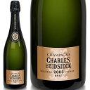 シャルル・エドシック ブリュット・ミレジム[2005] [正規品] シャンパン/白/辛口[75…