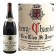 ドメーヌ・フーリエ ジュヴレ・シャンベルタン・クロ・サン・ジャック[1995]プルミエ・クリュ 赤ワイン/辛口 Domaine Fourrier Gevrey Chambertin 1er Cru Clos St Jacques Vieille Vigne 1995