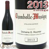 ジョルジュ・ルーミエ シャンボール・ミュジニー[2013] 赤ワイン/辛口[750ml]Georges Roumier Chambolle Musigny 2013
