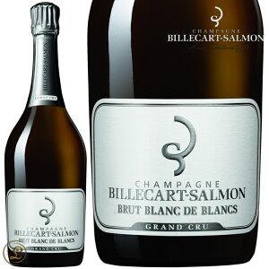 NV ブリュット ブラン ド ブラン グラン クリュ ビルカール サルモン 箱入り 正規品 シャンパン 辛口 白 750ml GIFTBOX ボックス 化粧箱入り Billecart Salmon Brut Blanc de Blancs Grand Cru NV BOX