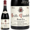 2004 グリオット シャンベルタン グラン クリュ ヴィエイユ・ヴィーニュ ドメーヌ フーリエ 赤ワイン 辛口 750ml Domaine Fourrier Griotte Chambertin Grand Cru Vieille Vigne