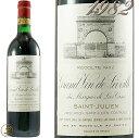 1982 シャトー レオヴィル ラス カーズ 赤ワイン 辛口 フルボディ 750ml