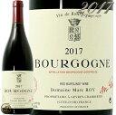 2017 ブルゴーニュ ピノ ノワール ドメーヌ マルク ロワ 正規品 赤ワイン 辛口 750ml Marc Roy Bourgogne Pinot Noir