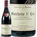 1997 モンテリー ルージュ プルミエ クリュ レ デュレス モンテリー ドゥエレ ポルシュレ蔵出し 古酒 正規品 赤ワイン 辛口 750ml Monthelie Douhairet Porcheret Monthelie 1er Cru Rouge Les Duresses