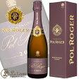ポル・ロジェ ブリュット・ロゼ[2008]箱入り GIFT BOX/シャンパン/辛口/ROSE[750ml] Pol Roger Brut Rose 2008