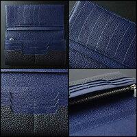 MAISONTAKUYA(メゾンタクヤ)二つ折りロングウォレット(長財布)ミッドナイトブルー×ミッドナイトブルー-TT2-WALLET/TT2