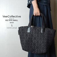 VeeCollective(ヴィーコレクティブ)トートバッグ・Sサイズ-ブラック(veetote)