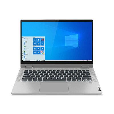【11/11までポイント5倍】直販 ノートパソコン:Lenovo IdeaPad Flex 550 AMD Ryzen7搭載(14.0型 FHD マルチタッチ対応/16GBメモリー/512GB SSD/Windows10/Officeなし/プラチナグレー)【送料無料】・・・ 画像1