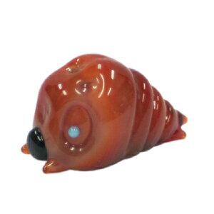 モスラ幼虫 1964 ガラス製フィギュア