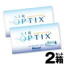 【2箱セット】エアオプティクスアクア 6枚入 | コンタクトレンズ コンタクト 2week 2ウィーク ツーウィーク 2週間 二週間 使い捨てコンタクト クリアコンタクト アルコン air optix aqua エアーオプティクスの商品画像