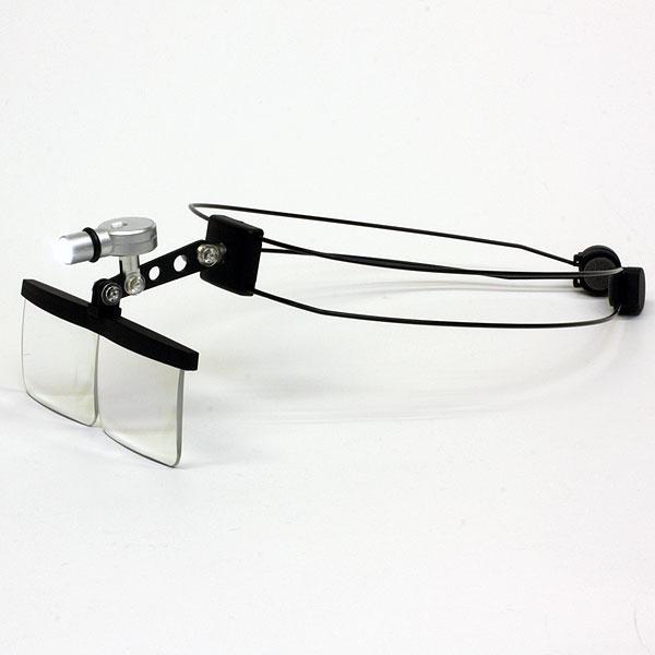 眼鏡・サングラス, ルーペ LEDHD-200W-LEDMade in Japan
