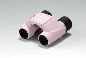 フリーフォーカス双眼鏡倍率6倍ピンク