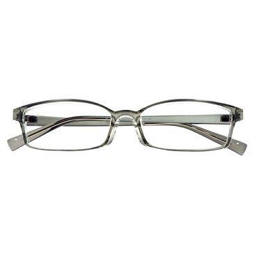 【2700円の眼鏡セット 軽量 度付きメガネ】YUNIBA-TR2 GR