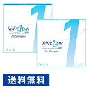 WAVEワンデー UV エアスリム plus ×2箱セット WAVE コンタクト コンタクトレンズ  ...