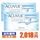 【送料無料】 アキュビューオアシス乱視用 2箱セット ( コンタクトレ...