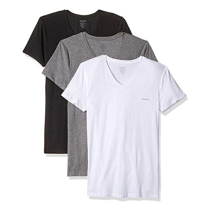 送料無料 ディーゼル Tシャツ 半袖 Vネック...の紹介画像2