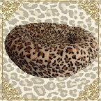 猫 ペッド 犬 ベッド 犬用 猫用ベッド ペットハウス 冬 小型犬 あったか ベッド 犬 猫 ベッド 犬 猫 ベッド 犬 猫 ベッド 犬 猫 ベッド 犬 猫 ベッド 犬 猫 ベッドペットベッド ラウンドタイプ ヒョウ柄(オセロット)ベージュ