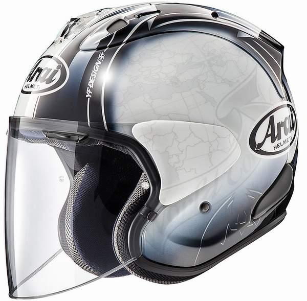 バイク用品, ヘルメット  ARAI PB-CLC2 VZ-Ram VZ HARADA TOUR