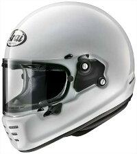(ヘルメットバイク)ARAI(アライ)RAPIDENEO(ラパイドネオ)へルメット白/XL(61-62)サイズ