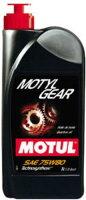 Motul(モチュール)MotylGear(モーチルギア)ギアオイル75W-801リッター(MT/デフ4輪用)(日本正規品)