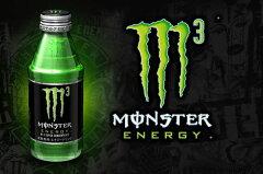 Monster Energy (モンスターエナジー) M3 ドリンク 150ml