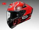 Shoei (ショウエイ) X-Fourteen (X-14 X14 Xフォーティーン) Marquez4 (マルケス4) ヘルメット TC-1 レッド/ブラック (ピンロッ…