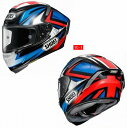 Shoei (ショウエイ) X-Fourteen (X-14 X14 Xフォーティーン) BRADLEY3 (ブラッドリー3) ヘルメット (ピンロックシート付属) (…