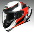 Shoei (ショウエイ) X-Fourteen (X-14 X14 Xフォーティーン) RAINEY (レイニー) ヘルメット (ピンロックシート付属) (受注限定商品) (返品 交換 キャンセル不可商品) (予約商品 2017年8月以降発売予定)