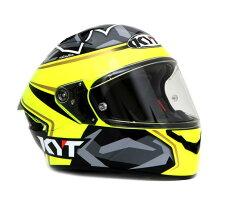 KYTNF-RヘルメットALEXIESPARGALOREPLICA2017(エスパルガロ)ダブルバイザー(インナーバイザー標準装備)(SG規格)(日本代理店正規品)