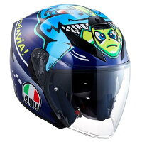 AGVヘルメットK-5(K5)JET006-ROSSIMISANO2015Mサイズ
