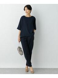 【SALE/62%OFF】NL/キレイメSETUP LEPSIM レプシィム カットソー アンサンブル/ツインセット ネイビー ブルー【RBA_E】[Rakuten Fashion]