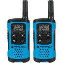 MOTOROLA モトローラ T100 Talkabout 2台 トランシーバー 無線機