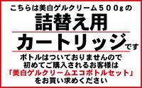 オールインモイスチャーゲルクリーム詰替カートリッジ500g