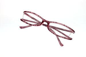 【デザイン老眼鏡】エアリーダーエクラーグライラックストライプ[R-ECG-LCST]【アイマジンEYEMAGINE】【男性】【女性】【おしゃれ】