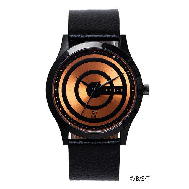 腕時計, 男女兼用腕時計 () ALIVE THE CLASSICSDRAGON BALL CAPSULE CORPORATION (WATCH)(COLOR:ORANGE)