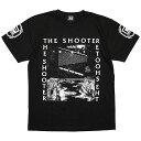 (リバーサル) REVERSAL×修斗 SHOOTO 岡田遼 THE SHOOTER TEE (SS:TEE)(T534-BK) Tシャツ 半袖 カットソー 国内正規品