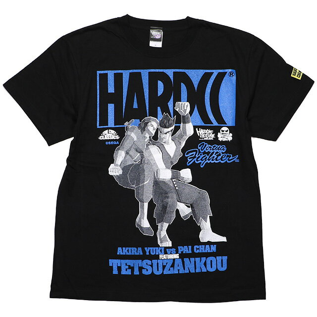 トップス, Tシャツ・カットソー () HARDCORE CHOCOLATE ()(SS:TEE)(T-1095-BK) T SEGA