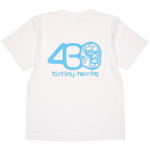 トップス, Tシャツ・カットソー () HAOMING430 Fourthirty T (SS:TEE)(210-43-NA) T BMX