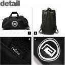 (リバーサル) REVERSAL rvddw 3WAY BAG (BAG)(rv18ss049-BK) バッグ 鞄 リュック デイパック 国内正規品 3