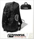 (リバーサル) REVERSAL rvddw 3WAY BAG (BAG)(rv18ss049-BK) バッグ 鞄 リュック デイパック 国内正規品 2