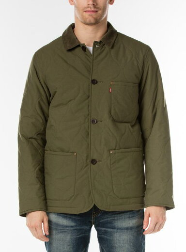 Levi's Thermore Engineers Coat 27698